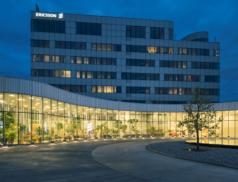 Ericsson's 2017 result far below long-term ambition